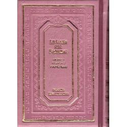 Livre des Psaumes. Hébreu-français-phonétique