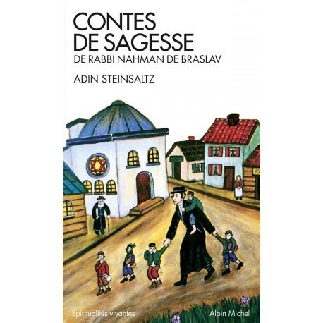 Adin Steinsaltz Contes de sagesse de Rabbi Nahman de Braslav