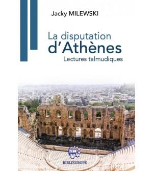 La disputation d'Athènes - Lectures talmudiques