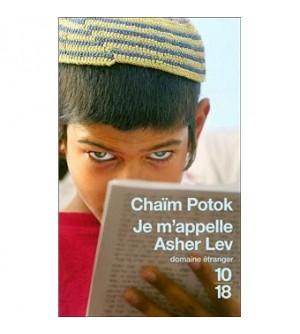 Je m'appelle Asher Lev - Poche