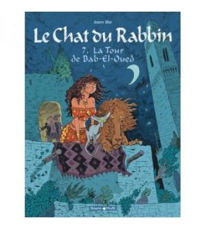 Le Chat du Rabbin Tome 7 - La tour de Bab-El-Oued