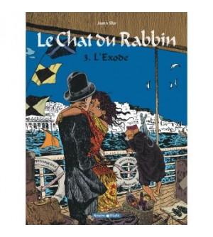 Le Chat du Rabbin Tome 3 - L'Exode