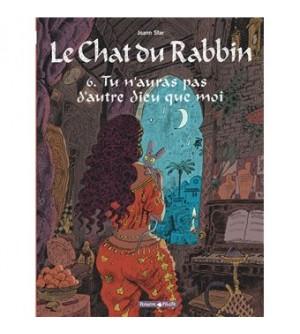 Le Chat du Rabbin Tome 6 - Tu n'auras pas d'autre dieu que moi