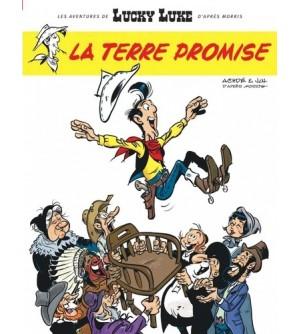 Lucky Luke - La Terre Promise